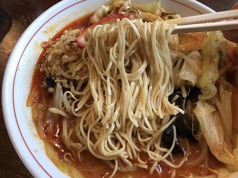 竹本チャンポン辛麺
