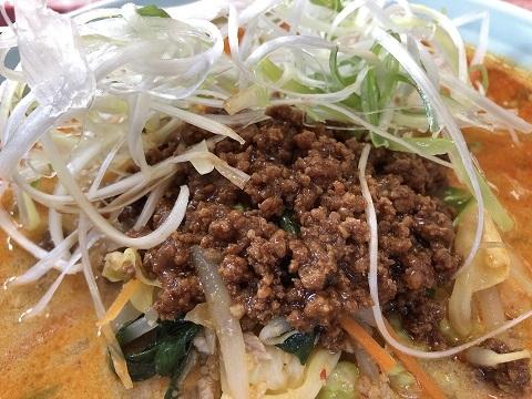 みそ担々麺3