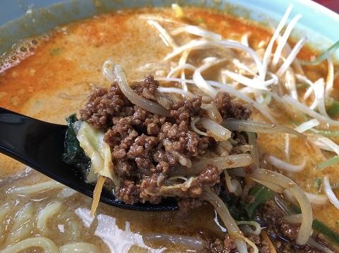 みそ担々麺6