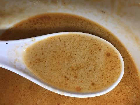 担々麺醤油スープ