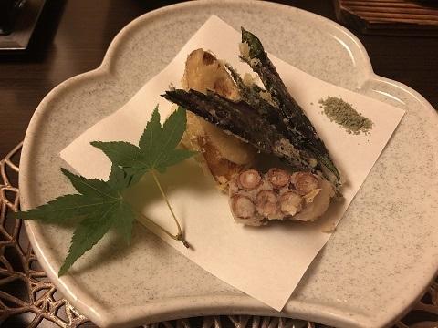 四季彩天ぷら