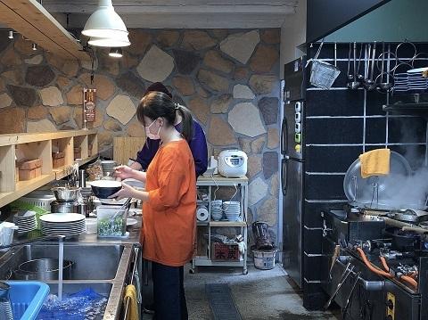 リュウグウジョウ厨房