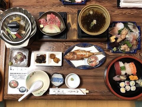 公寿司料理