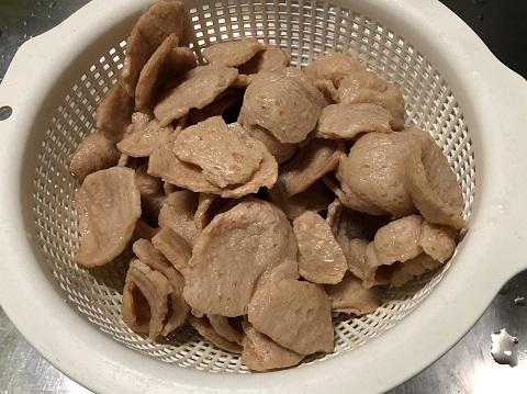 肉らしくない豆