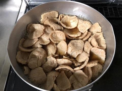 肉らしくない豆3