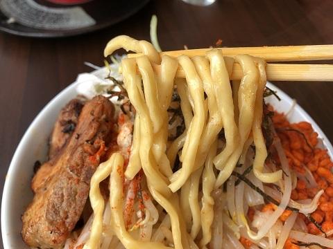 辛ラーメン麺
