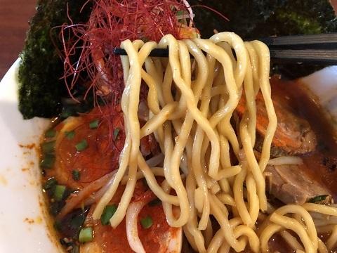 麻辣みそ麺
