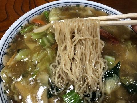 海老らーめん麺