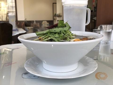 黒担々麺6