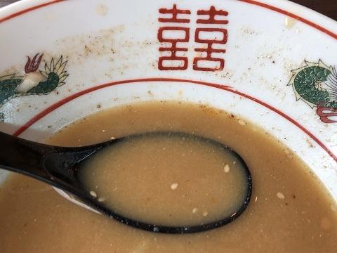 味噌中華スープ