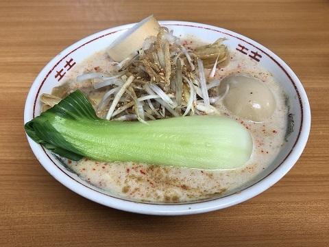 ぴり辛担々麺2