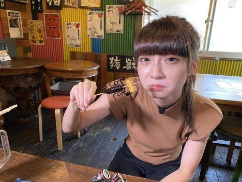 【NGT48】荻野由佳(21)、ユーチューバーデビュー!ゲテモノ食いから入浴シーンにも挑戦「NGTのマイナスイメージを払拭したい」