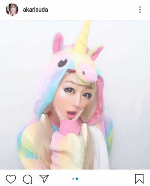 【SKE48】須田亜香里(28)、人生初ガングロギャルに変身!「ガングロもかわいい」「倖田來未さんかと」絶賛の声