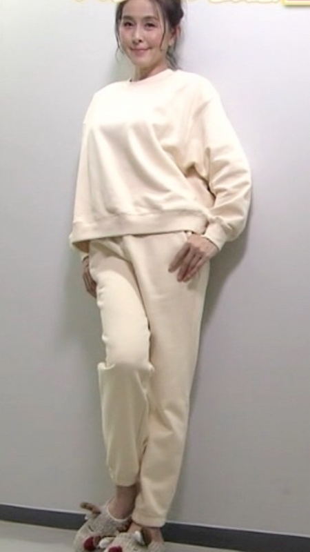 杉本彩(52)部屋着がエロくない