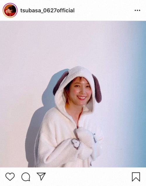本田翼 耳付きフードの「お洋服がキュン」動画 ファンもん絶「天使ですか?」「この破壊力はやばい」