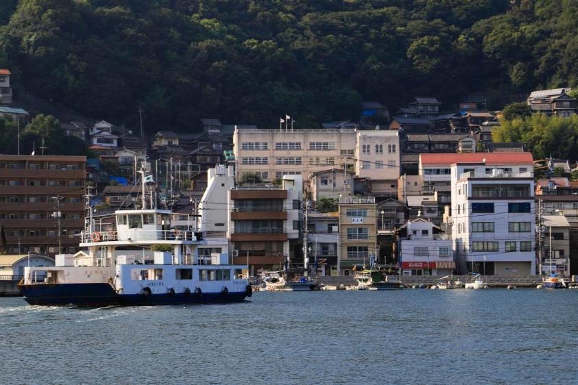 瀬戸内海旅day1-31