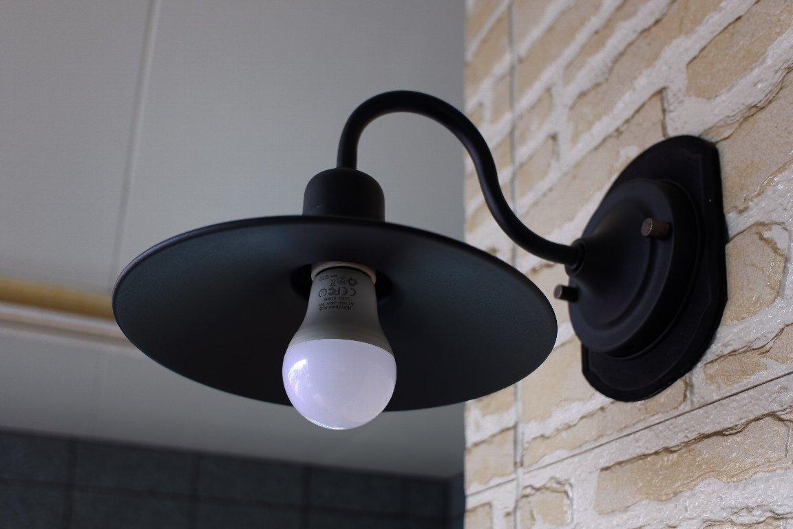 2021.03.08 玄関 LiJun LEDスマート電球