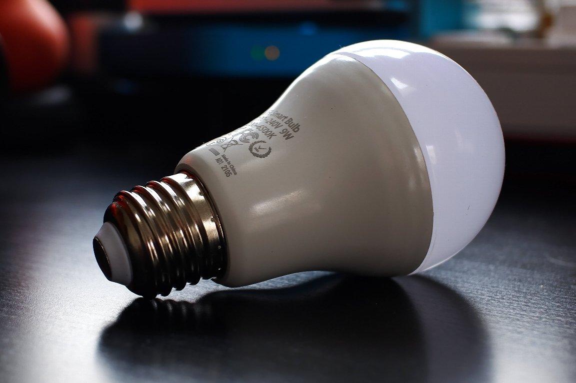 2021.03.08 机 LiJun-JP LEDスマート電球