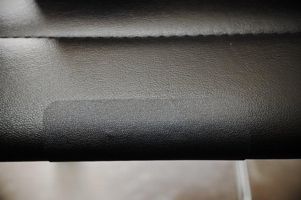 2021.04.08 椅子 破れ補修 合皮補修シート