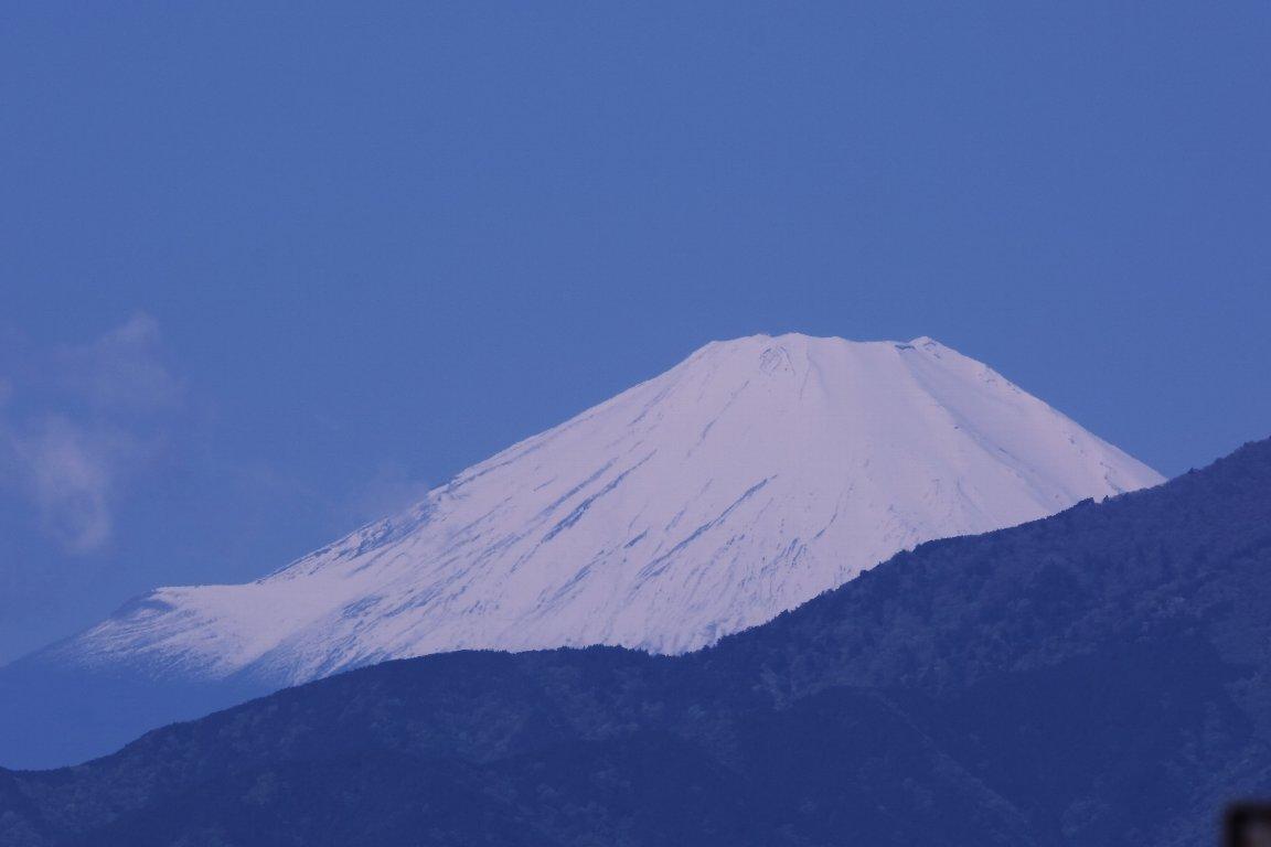 2021.05.03 駅前 富士山