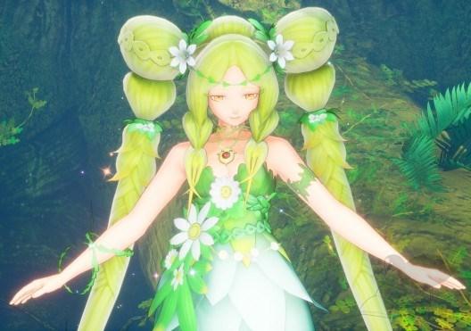マナの女神