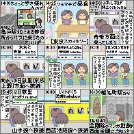 亀戸駅~椎名町駅(ストーリー)20200608