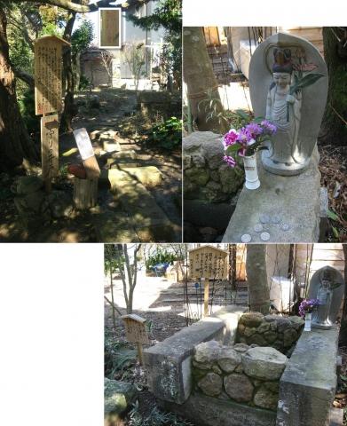2018年3月、静岡県河津町・栖足寺(連結その7)