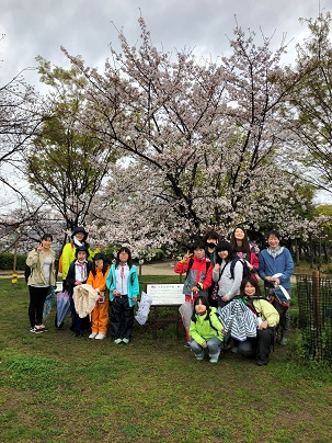 20210328 春の遠足桜