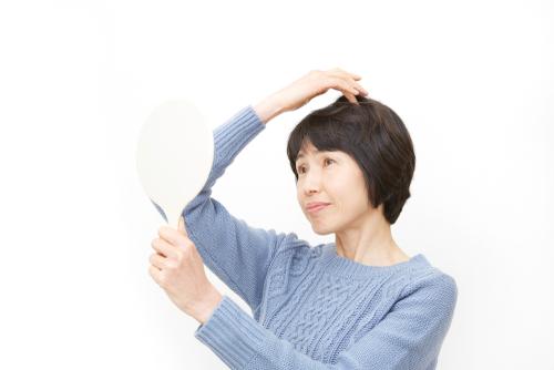 薄毛の原因ピックアップ