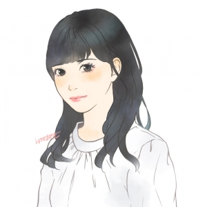 トムセン少佐/イラスト描きかき