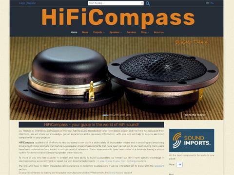 HiFiCompass