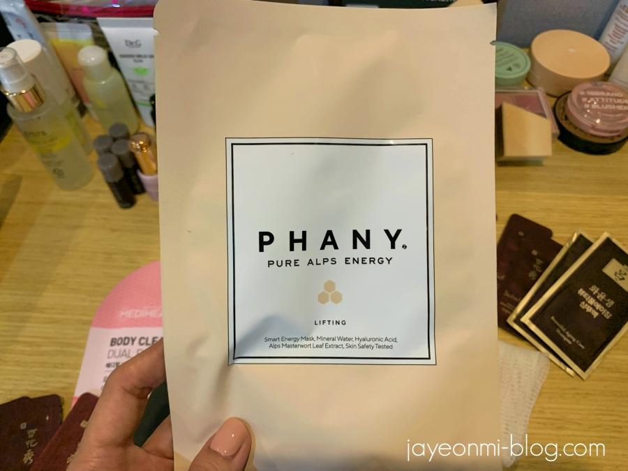 phany_ファニー_シートマスク_微細電流_2