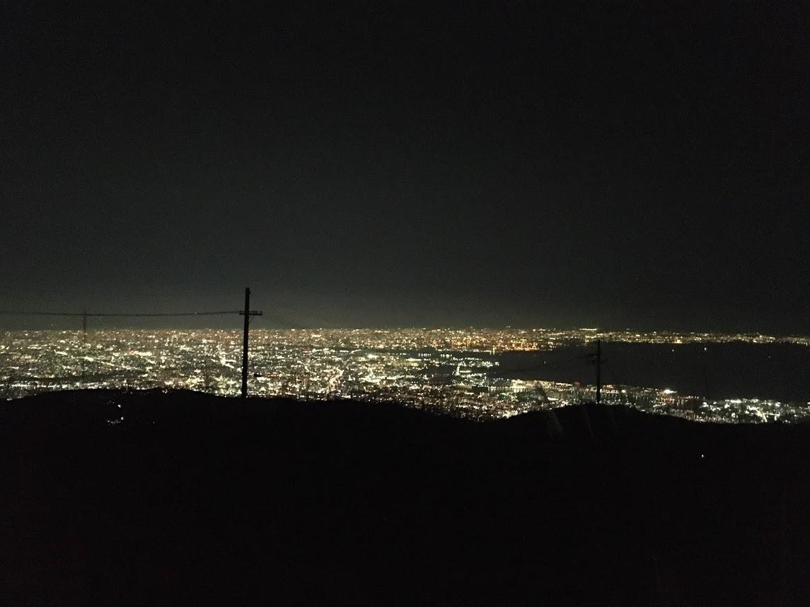 2020六甲山/夜景