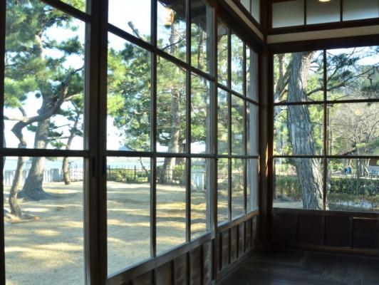 2021-2-4旧伊藤博文別邸 4
