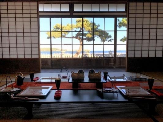 2021-2-4旧伊藤博文別邸 2