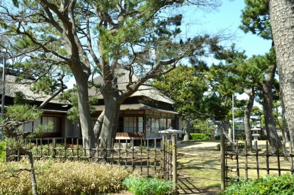2021-3-24旧伊藤博文別邸 23