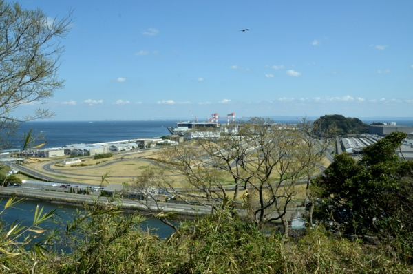2021-3-24野島山展望台 2