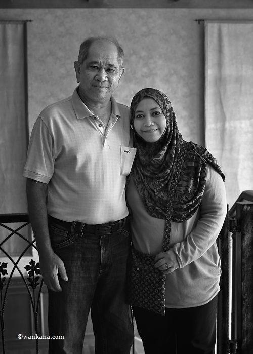 数学者夫婦, マレーシア, 2015