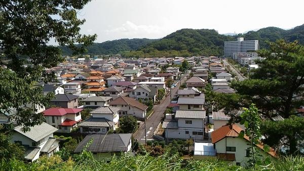 寺尾茶臼山城5