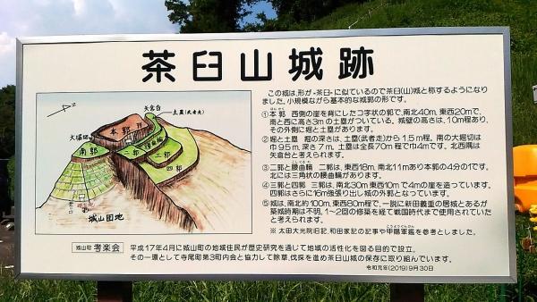 寺尾茶臼山城4