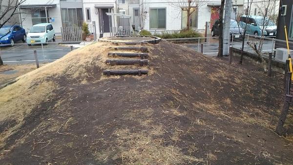 にいぼり公園古墳5