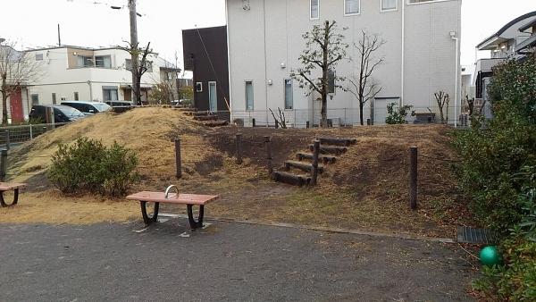 にいぼり公園古墳3
