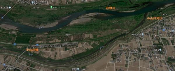 鷺山古墳22小山川河口2