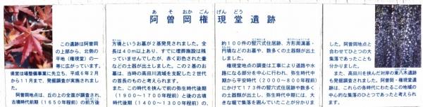 阿曽岡権現堂遺跡13