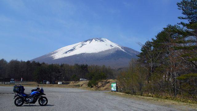 秋田キャンプツーリング 1