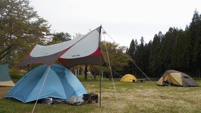 秋田キャンプツーリング 7