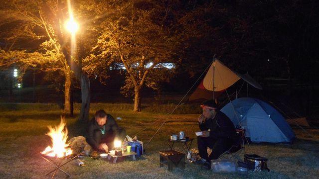 秋田キャンプツーリング 8