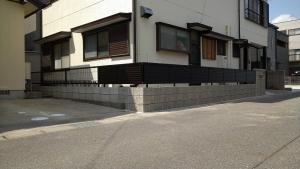 4 完成(土井町Y様邸ブロック塀改修工事(完成))