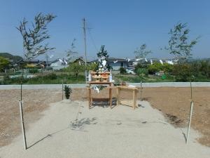 9 幸田町 Nの家新築工事(地鎮祭)