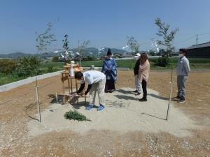 4 幸田町 Nの家新築工事(地鎮祭)